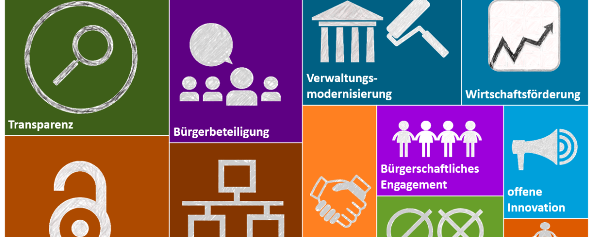 Umfrage in NRW zu Open Government