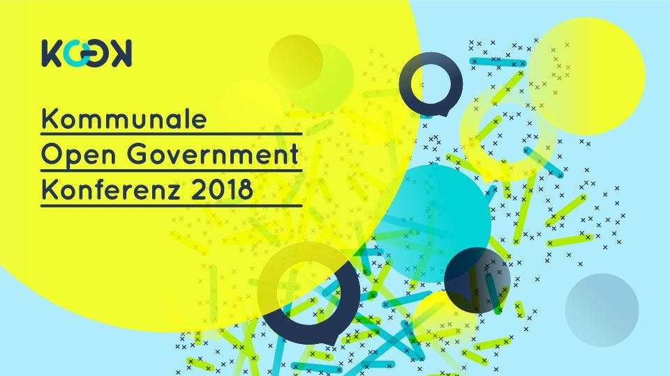 Kommunale Open Government Konferenz 2018